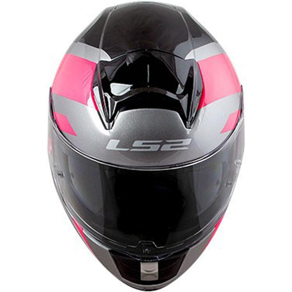 Capacete LS2 FF397 Vector EVO Trident  - Nova Centro Boutique Roupas para Motociclistas