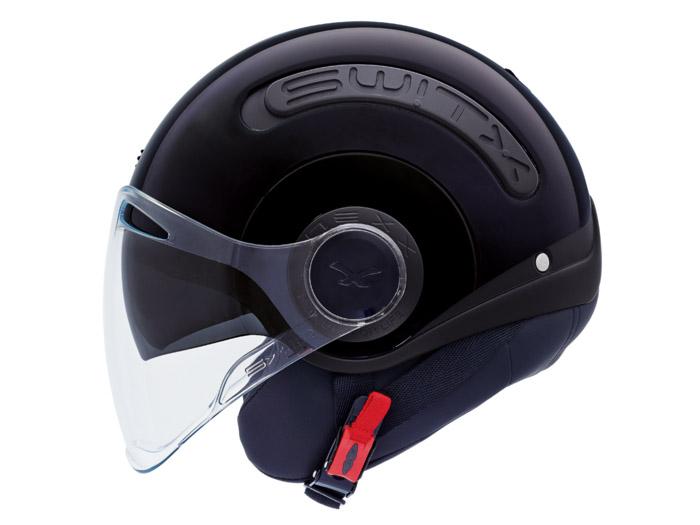 Capacete Nexx SX10 Preto  - Nova Centro Boutique Roupas para Motociclistas