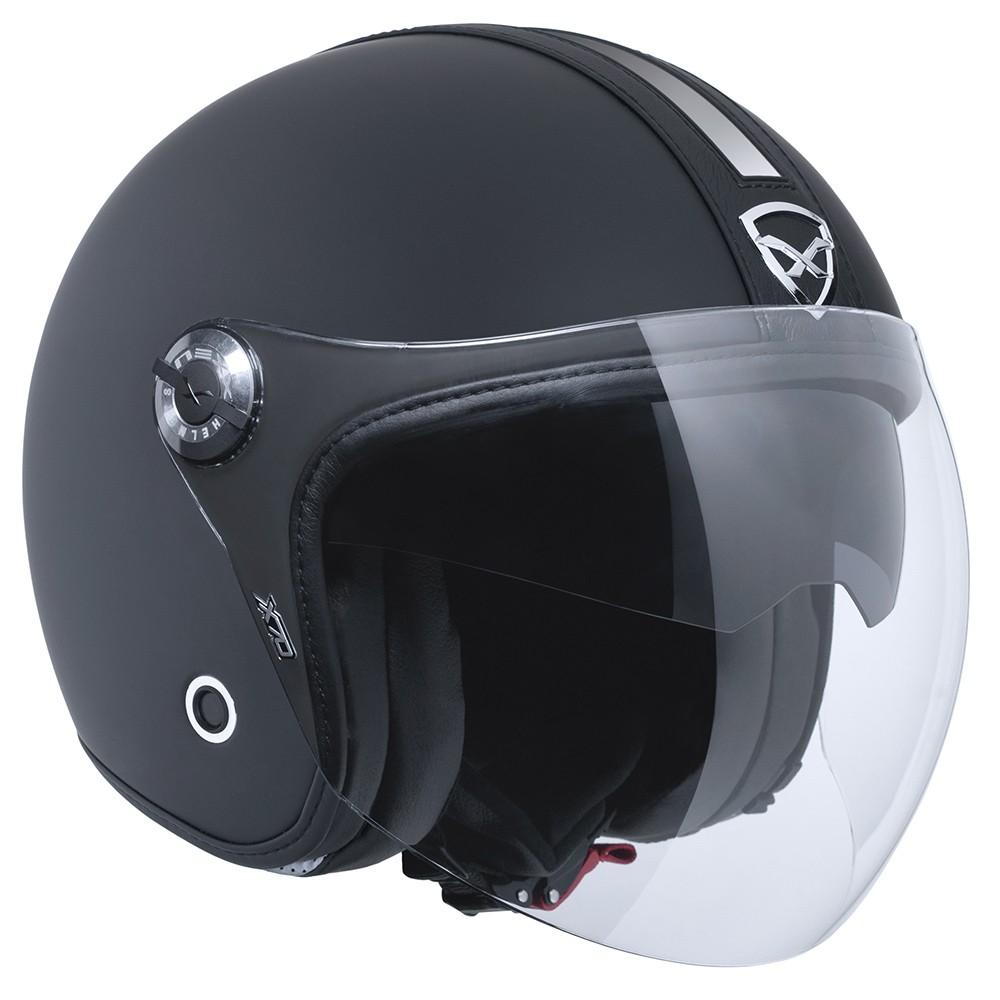 Capacete Nexx X70 Groovy Preto Fosco - Tri-composto  - Nova Centro Boutique Roupas para Motociclistas
