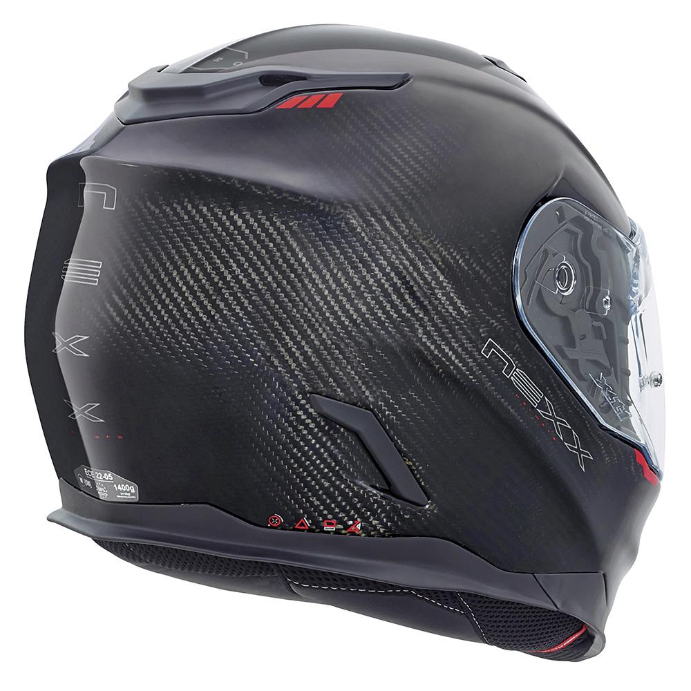 Capacete Nexx XT1 Carbon Zero  - Nova Centro Boutique Roupas para Motociclistas