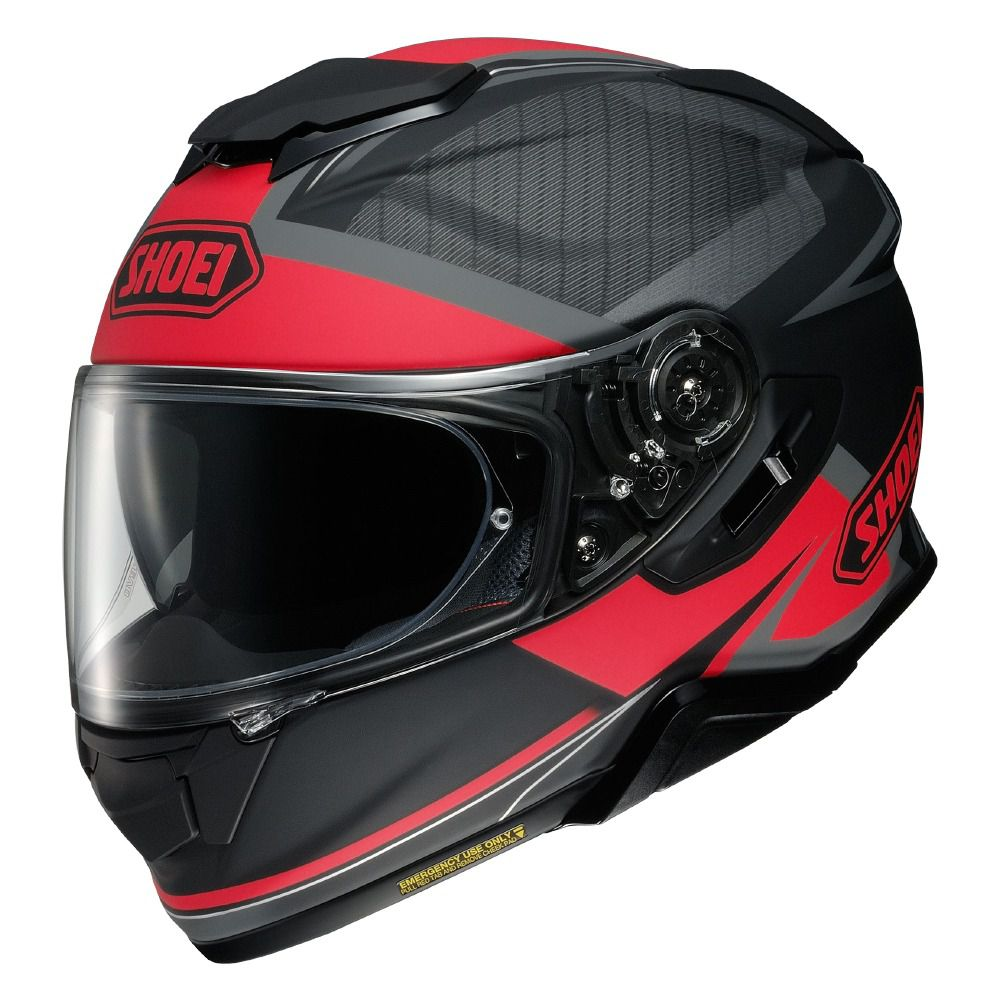 CAPACETE SHOEI GT-AIR II Affair TC-1 - Com Anti-Embaçante