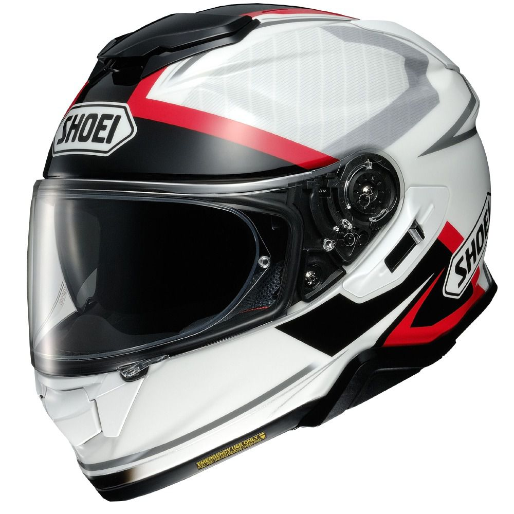 CAPACETE SHOEI GT-AIR II Affair TC-6 - Com Anti-Embaçante