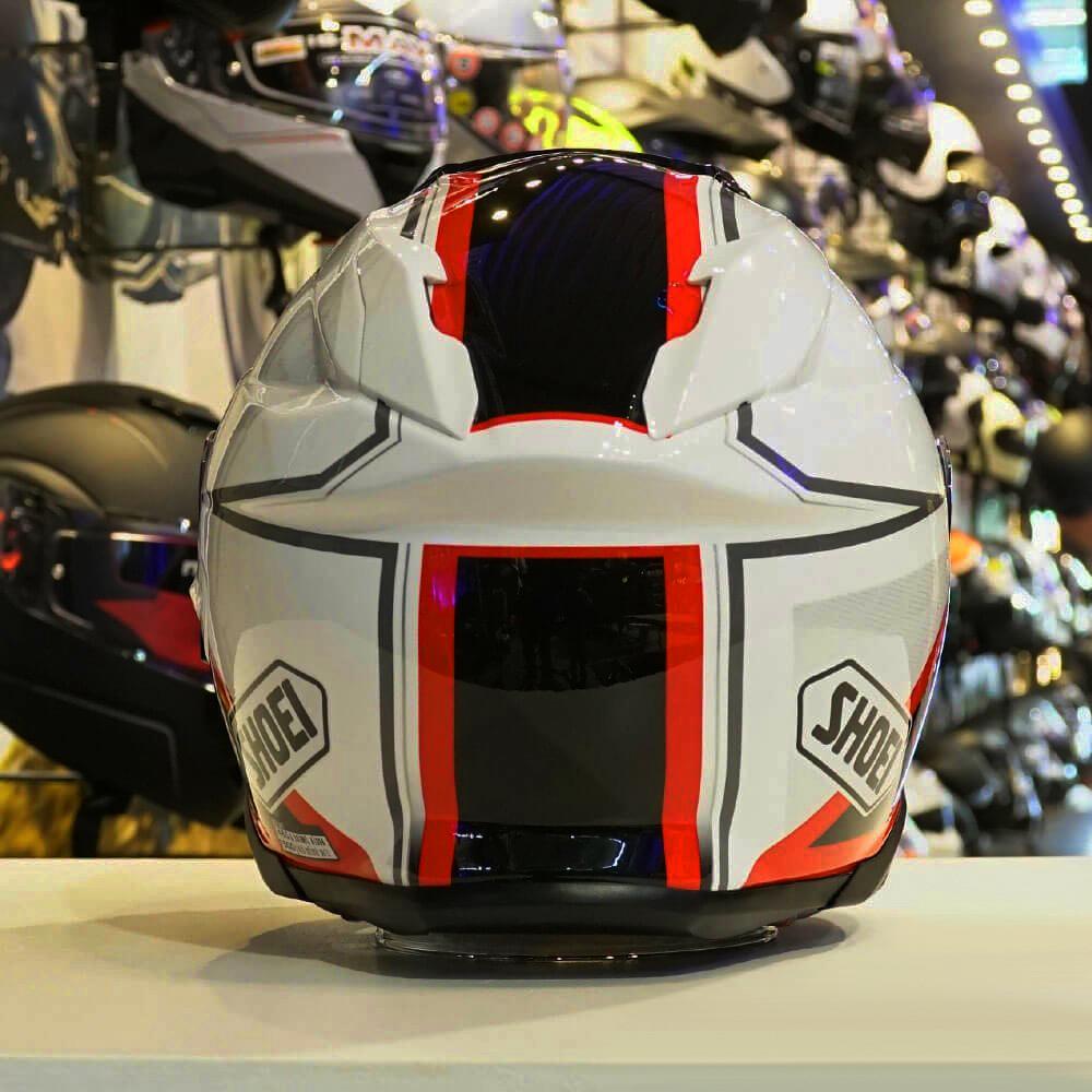 CAPACETE SHOEI GT-AIR II Affair TC-6 - Com Anti-Embaçante (GT-Air 2)  - Nova Centro Boutique Roupas para Motociclistas