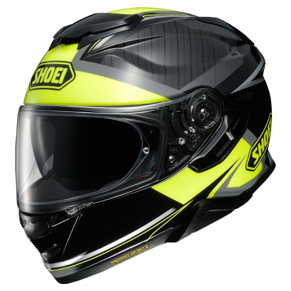 CAPACETE SHOEI GT-AIR II Affair TC-3 - Com Anti-Embaçante