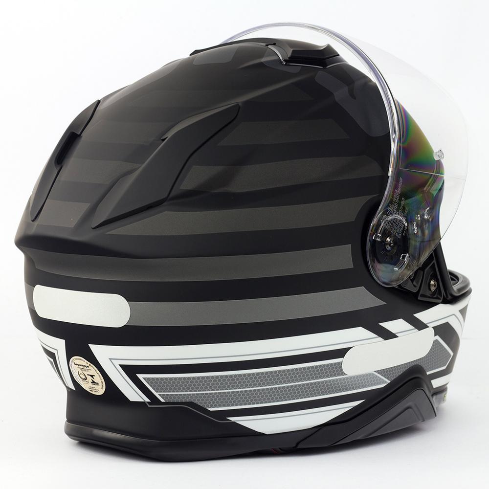 CAPACETE SHOEI GT-AIR II Insignia C/ Viseira Solar (GT-Air 2)  - Nova Centro Boutique Roupas para Motociclistas