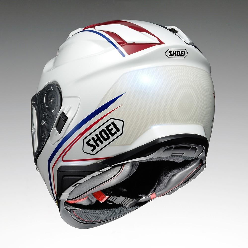 CAPACETE SHOEI GT-AIR II PANORAMA TC-10 - Com Anti-Embaçante   - Nova Centro Boutique Roupas para Motociclistas