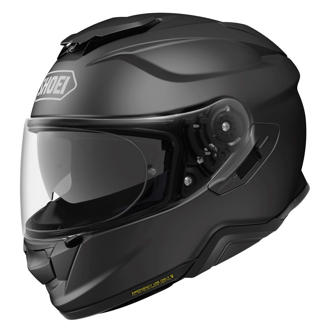 CAPACETE SHOEI GT-AIR II - Preto Fosco - Com Anti-Embaçante