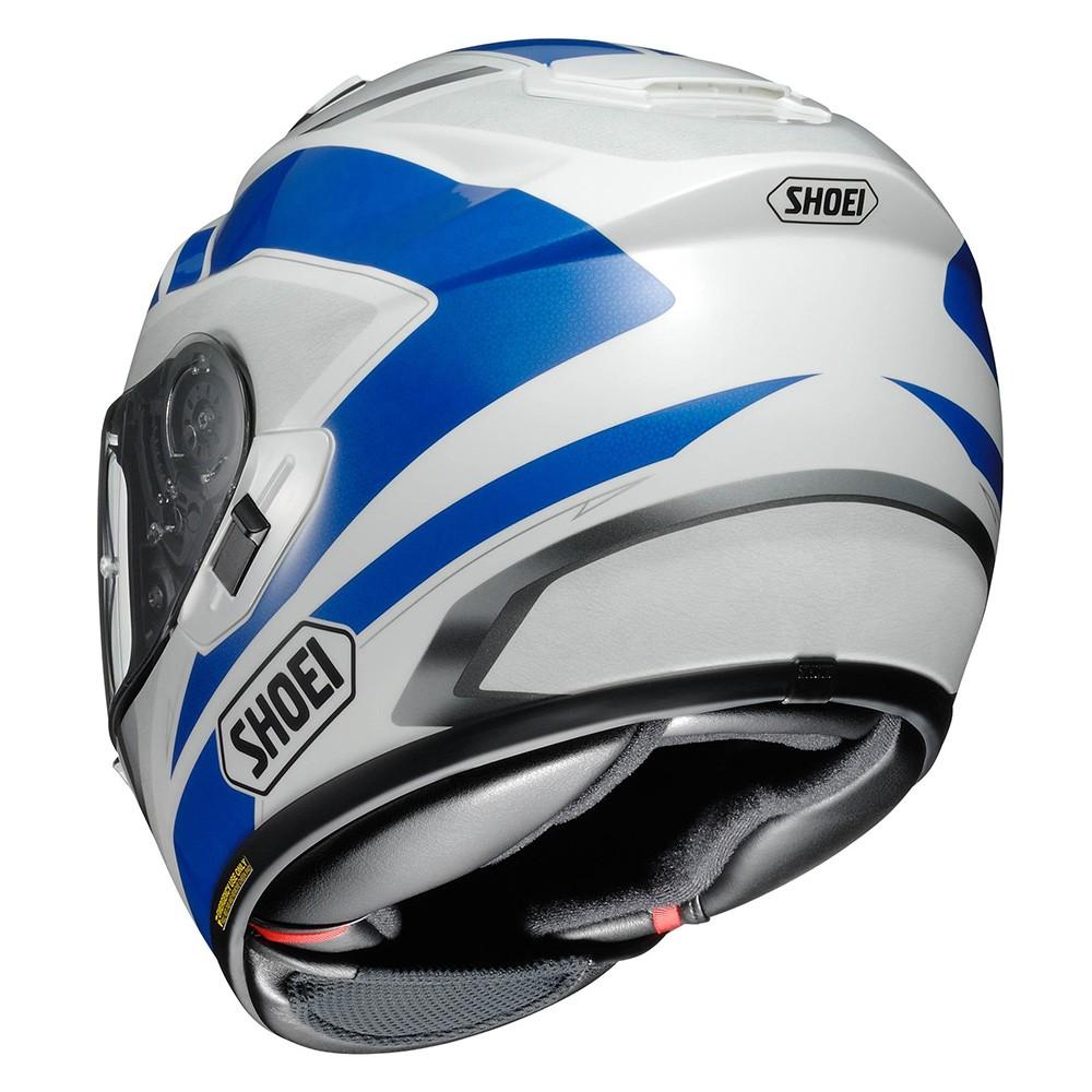 CAPACETE SHOEI GT-AIR Swayer TC-2 c/ Pinlock Anti-Embaçante! - SUPEROFERTA!   - Nova Centro Boutique Roupas para Motociclistas