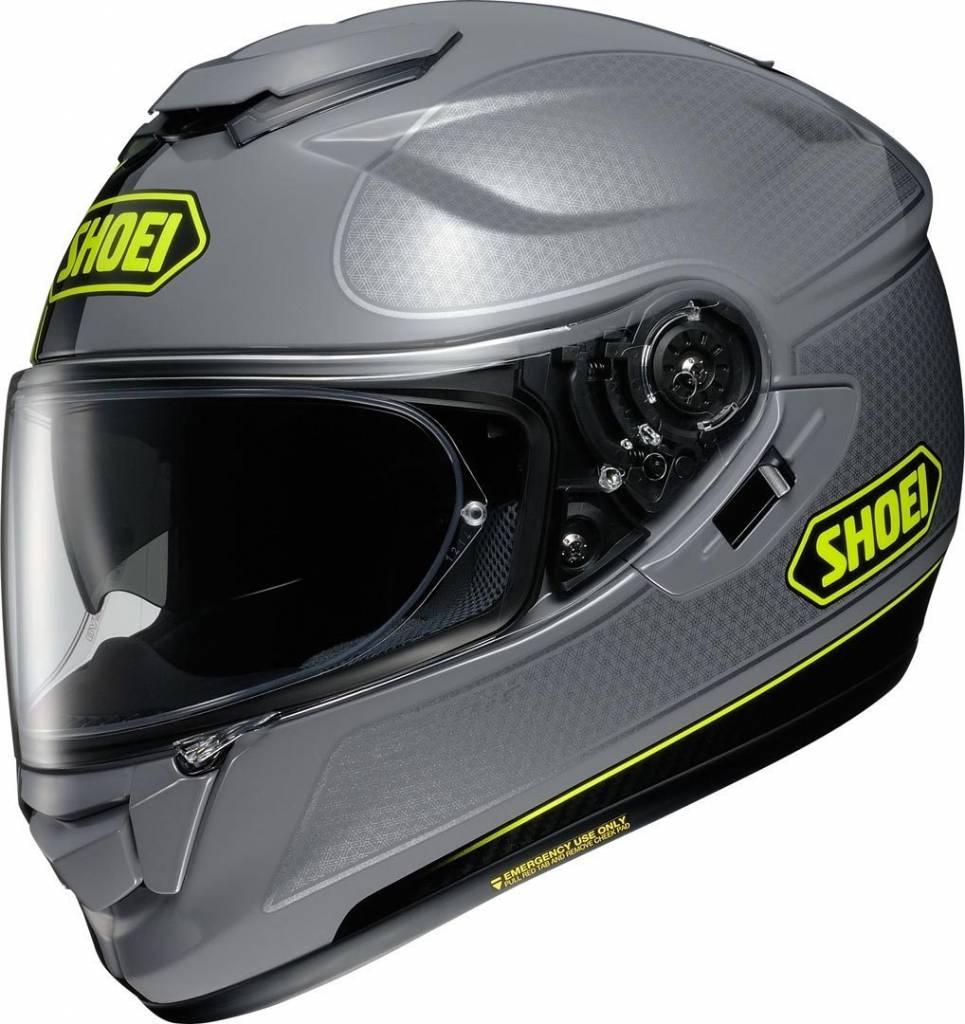 Capacete Shoei GT-Air Wanderer TC-10 Grey c/ Pinlock Anti-Embaçante! - SUPEROFERTA!   - Nova Centro Boutique Roupas para Motociclistas