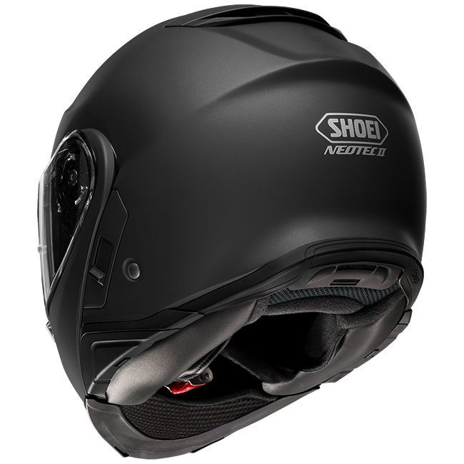 Capacete Shoei Neotec 2 Preto Brilho Escamoteável  - Nova Centro Boutique Roupas para Motociclistas