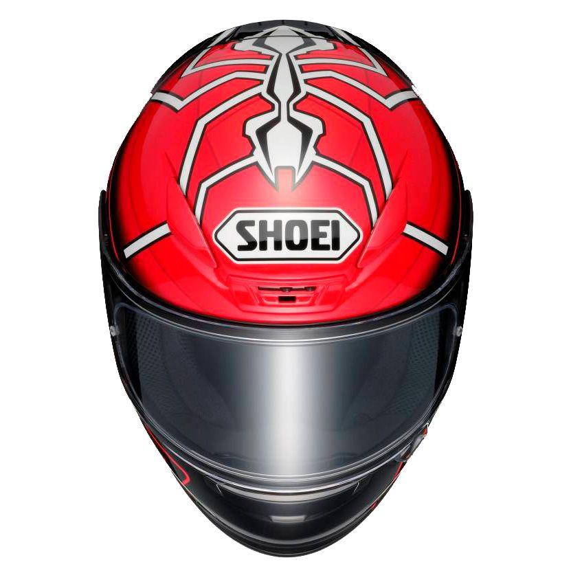 Capacete Shoei NXR Marc Marquez3 TC-1  - Nova Centro Boutique Roupas para Motociclistas