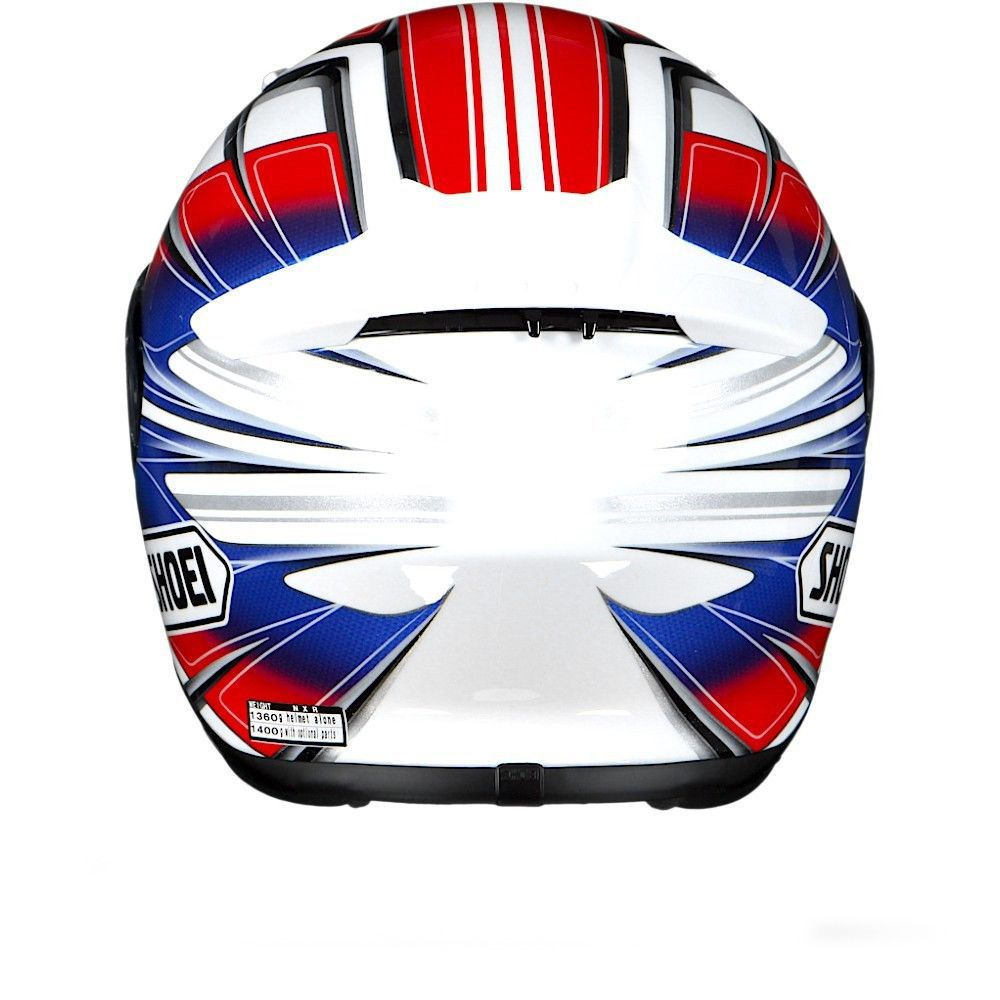 Capacete Shoei NXR Rumpus TC-1   - Nova Centro Boutique Roupas para Motociclistas
