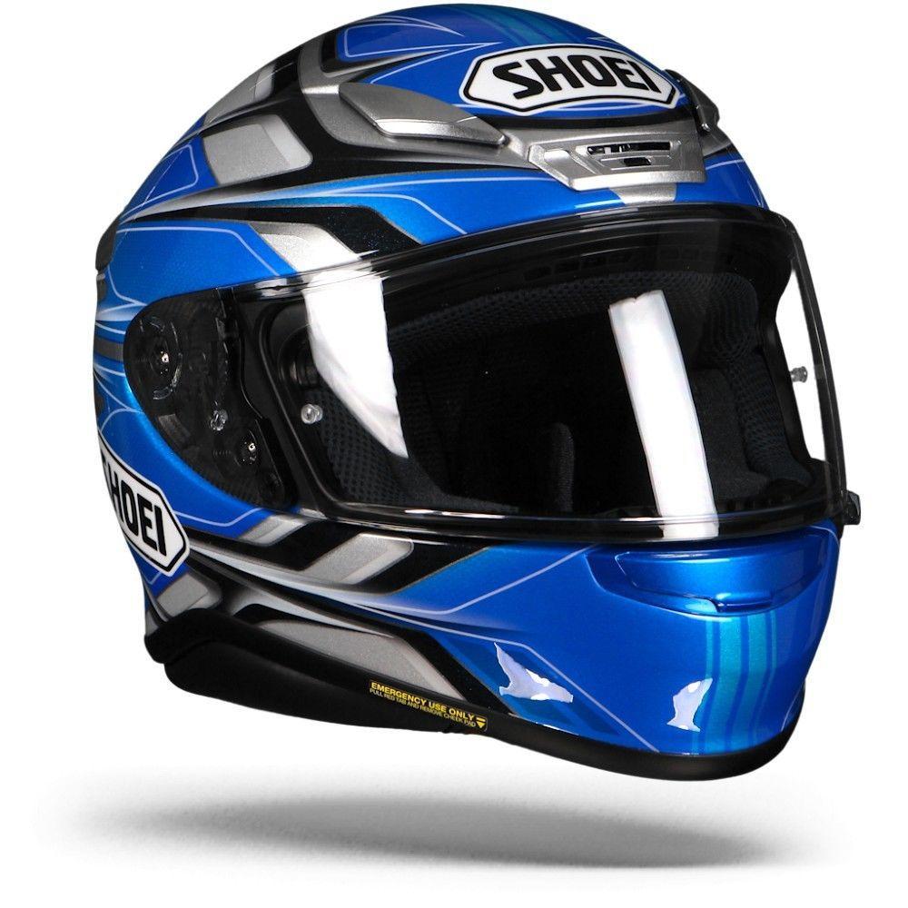 Capacete Shoei NXR Rumpus TC-2   - Nova Centro Boutique Roupas para Motociclistas