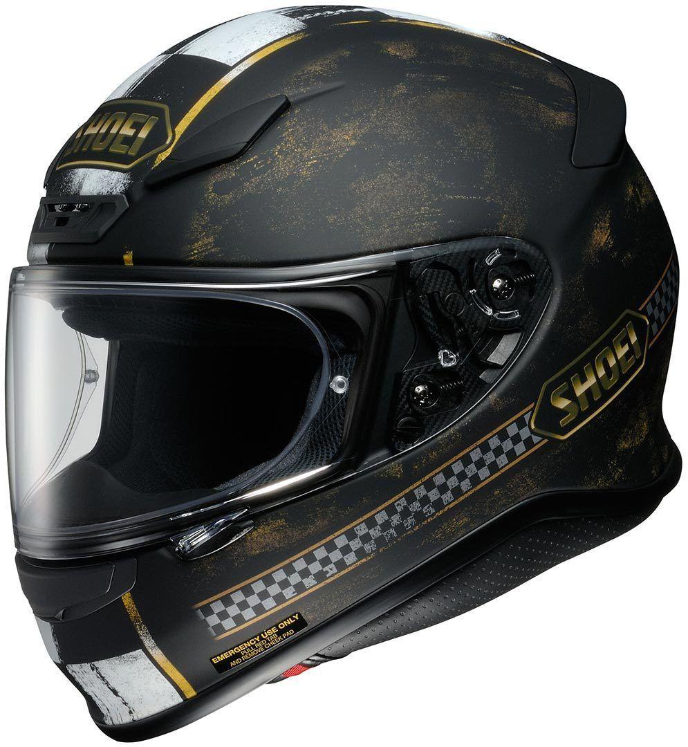Capacete Shoei NXR Terminus  TC-9  - Nova Centro Boutique Roupas para Motociclistas