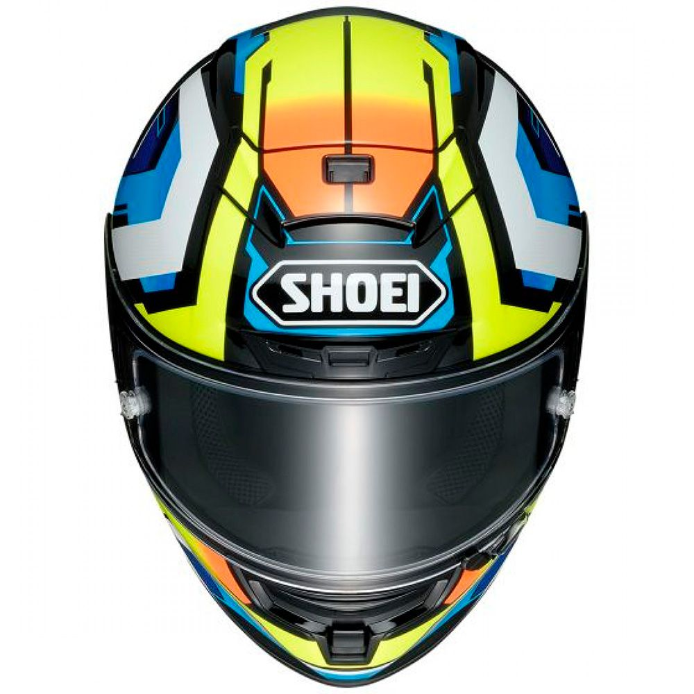 CAPACETE SHOEI X-SPIRIT 3 (X-FOURTEEN) - Brink TC-10  - Nova Centro Boutique Roupas para Motociclistas