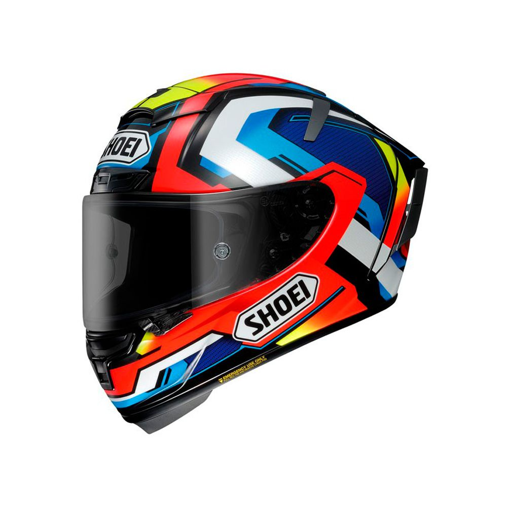 CAPACETE SHOEI X-SPIRIT 3 (X-FOURTEEN) - Brink TC-1