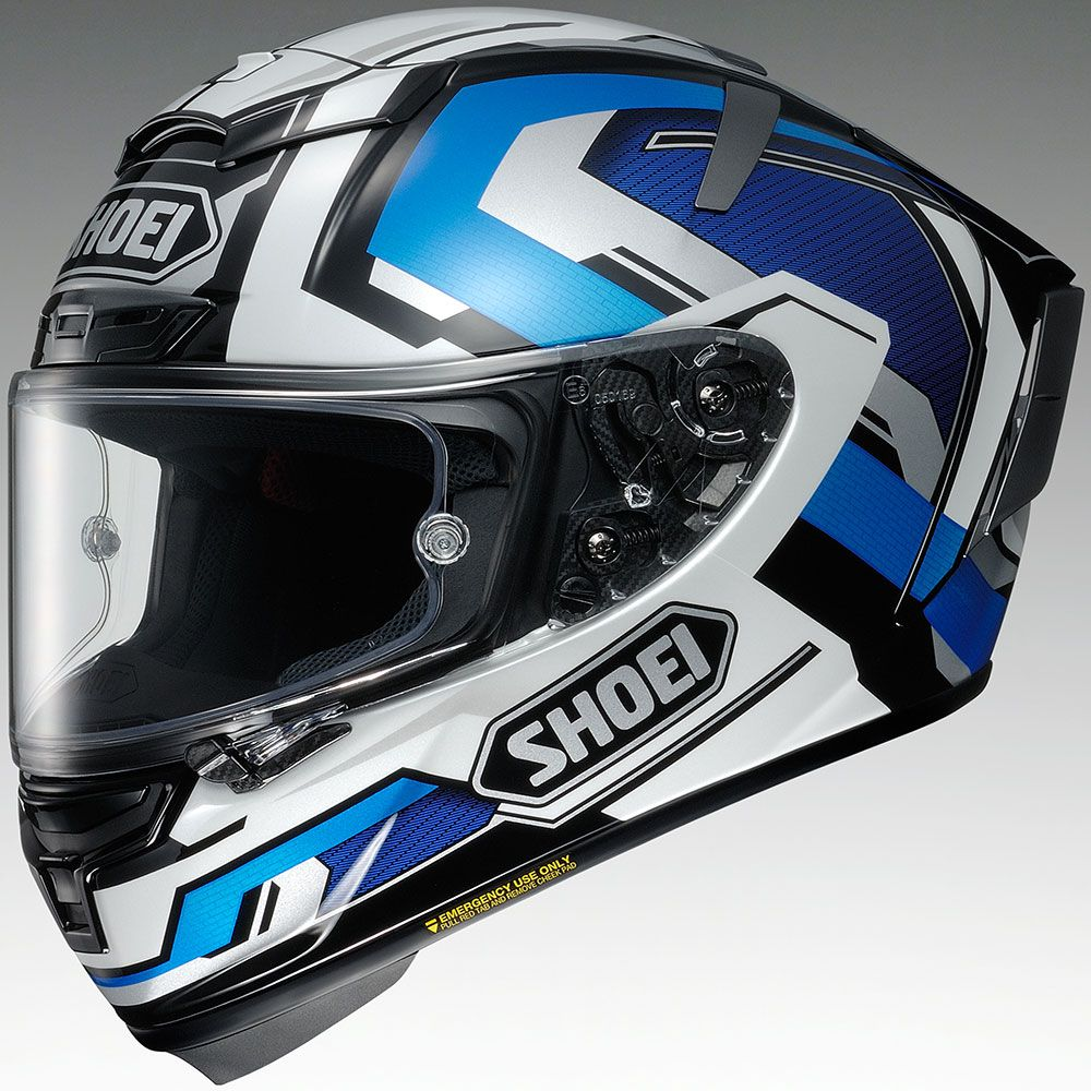 CAPACETE SHOEI X-SPIRIT 3 (X-FOURTEEN) - Brink TC-2