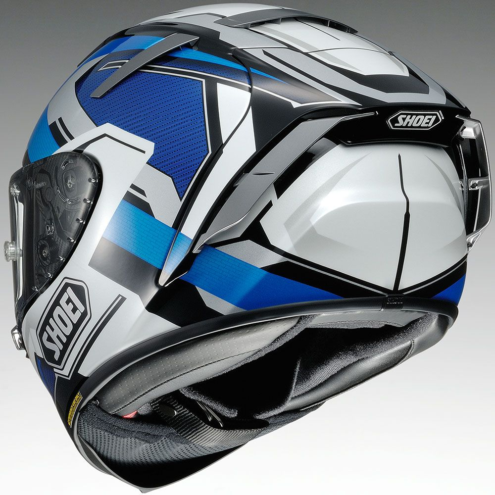 CAPACETE SHOEI X-SPIRIT 3 (X-FOURTEEN) - Brink TC-2 (SÓ P)  - Nova Centro Boutique Roupas para Motociclistas