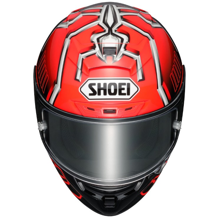 CAPACETE SHOEI X-SPIRIT 3 (X-FOURTEEN) - MARQUEZ 4 TC-1  - Nova Centro Boutique Roupas para Motociclistas