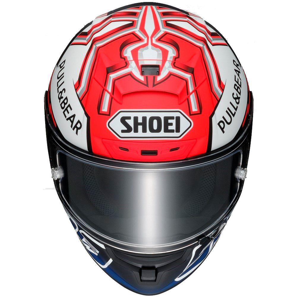 CAPACETE SHOEI X-SPIRIT 3 (X-FOURTEEN) - MARQUEZ 5 TC-1  - Nova Centro Boutique Roupas para Motociclistas