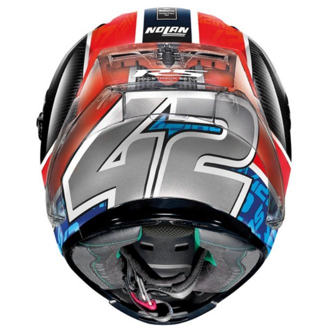 Capacete X-lite X-803 RS Ultra Carbon Alex Rins - Ganhe Touca Balaclava  - Nova Centro Boutique Roupas para Motociclistas