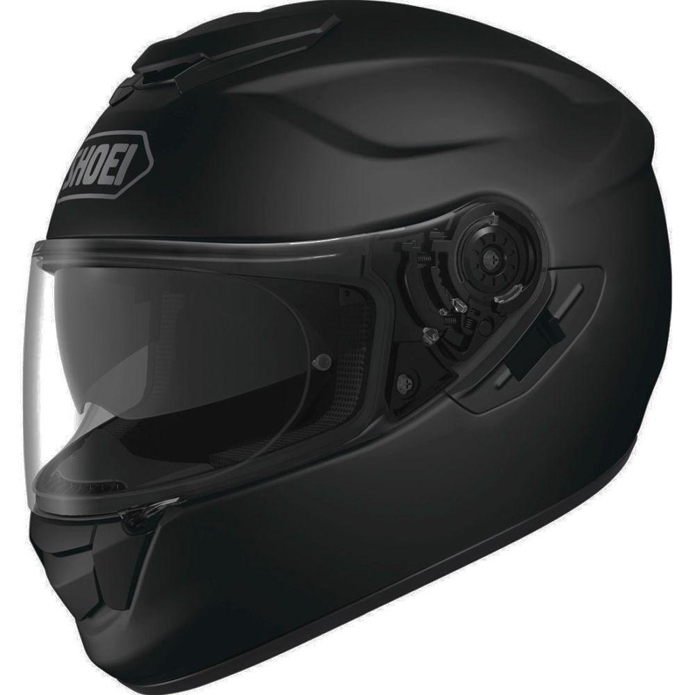 CAPACETE SHOEI GT-AIR Matt Black c/ Pinlock Anti-Embaçante! - SUPEROFERTA!   - Nova Centro Boutique Roupas para Motociclistas