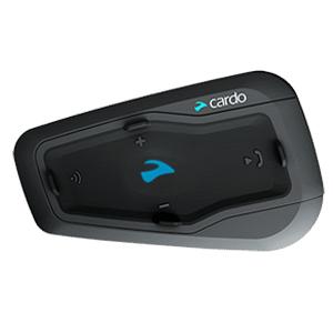 Intercomunicador Cardo FreeCom 2+ Unitário  - Nova Centro Boutique Roupas para Motociclistas