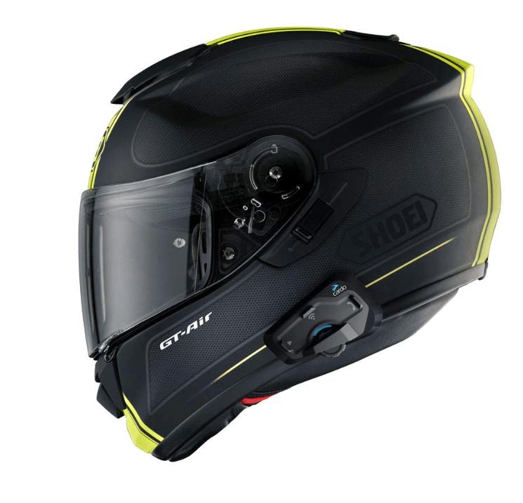 Intercomunicador Cardo FreeCom 4+ Unitário Audio JBL  - Nova Centro Boutique Roupas para Motociclistas