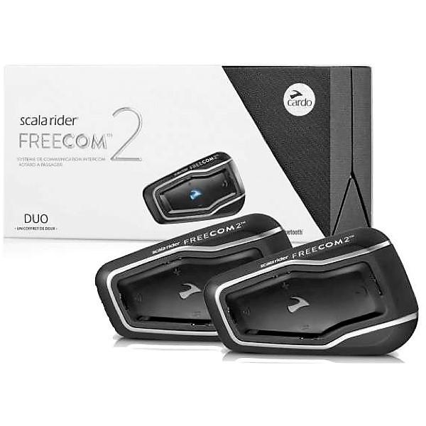 Intercomunicador Scala Rider FreeCom 2 DUO LANÇAMENTO!!