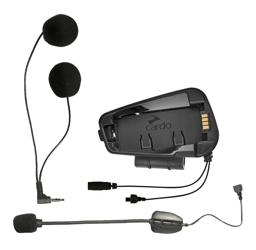 Intercomunicador ScalaRider FreeCom 1 Bluetooth 1 Pç - LANÇAMENTO!!  - Nova Centro Boutique Roupas para Motociclistas
