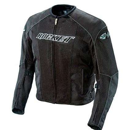 Jaqueta Joe Rocket Phoenix Ventilada e Impermeável  - Nova Centro Boutique Roupas para Motociclistas