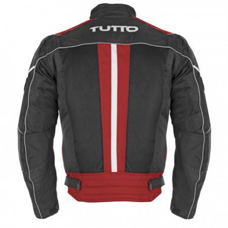 Jaqueta Tutto Moto Lucca Vermelha Impermeável - Ela Chegou!  - Nova Centro Boutique Roupas para Motociclistas