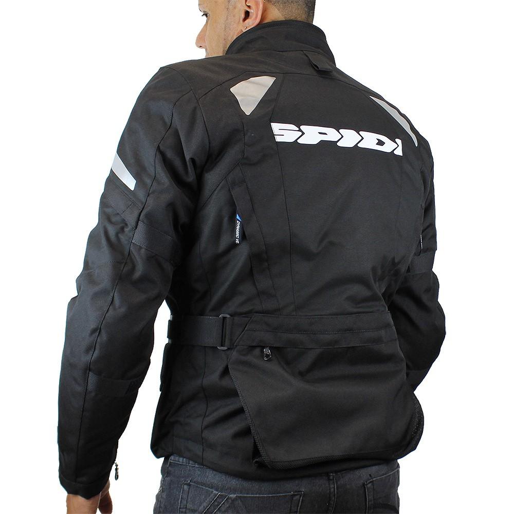 Jaqueta Spidi Voyager 3 H2Out Dark ( Big Trail )  - Nova Centro Boutique Roupas para Motociclistas