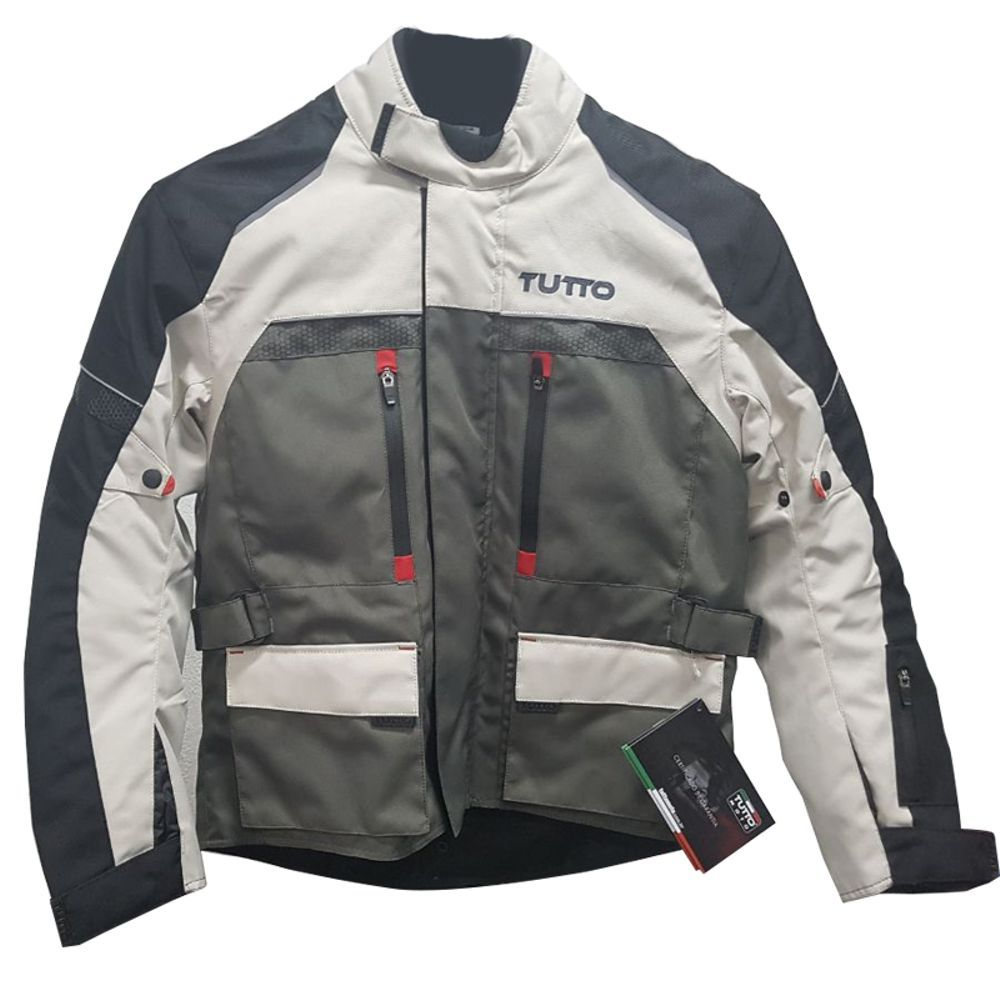 Jaqueta Tutto Moto Atacama  - Nova Centro Boutique Roupas para Motociclistas