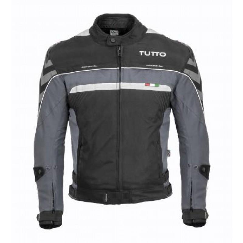Jaqueta Tutto Moto Veloce - Cinza Lançamento!!  - Nova Centro Boutique Roupas para Motociclistas