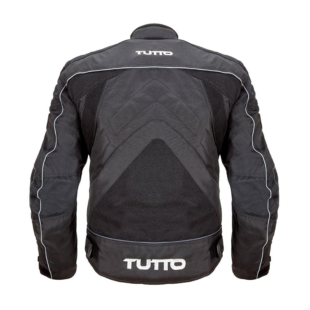 Jaqueta Tutto New Secca 3 Preta   - Nova Centro Boutique Roupas para Motociclistas