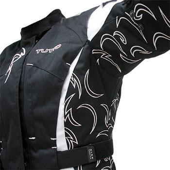 Jaqueta Tutto Parka Tribal Lady (Feminina) - Só XS/PP  - Nova Centro Boutique Roupas para Motociclistas