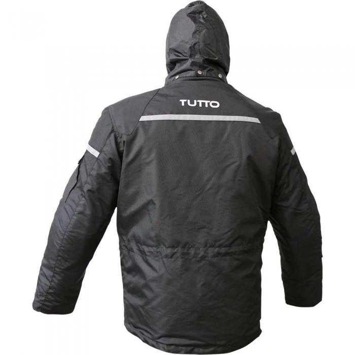 Jaqueta Tutto Raining - Preta - IMPERMEÁVEL  - Nova Centro Boutique Roupas para Motociclistas