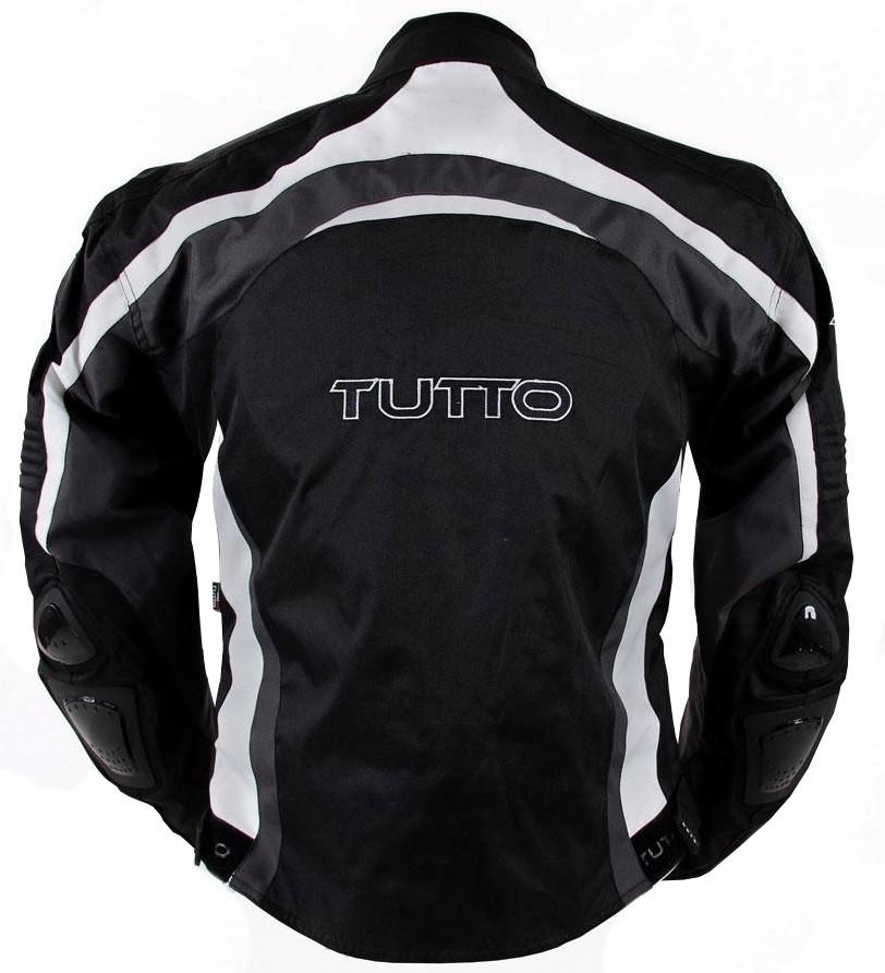 Jaqueta Tutto Roma Cinza (SÓ A 2XL)  - Nova Centro Boutique Roupas para Motociclistas