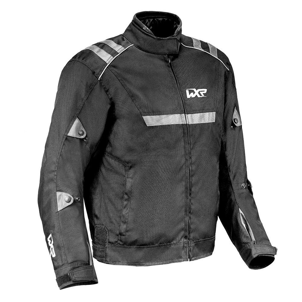 Jaqueta WXR Power Preto Impermeável  - Nova Centro Boutique Roupas para Motociclistas