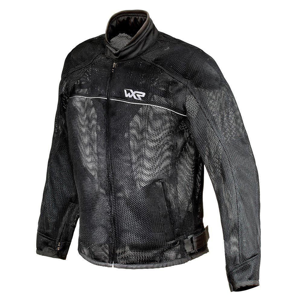 Jaqueta WXR Supervent - Preto - Ventilada  - Nova Centro Boutique Roupas para Motociclistas