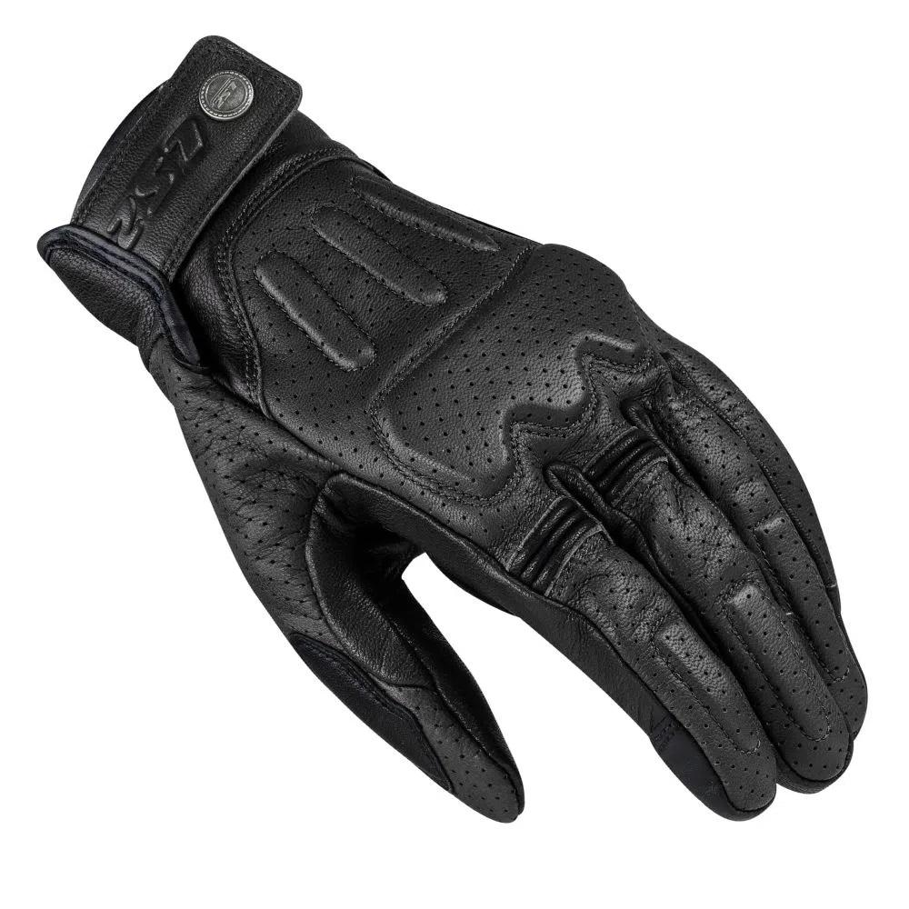 Luva LS2 Rust - Preta  - Nova Centro Boutique Roupas para Motociclistas