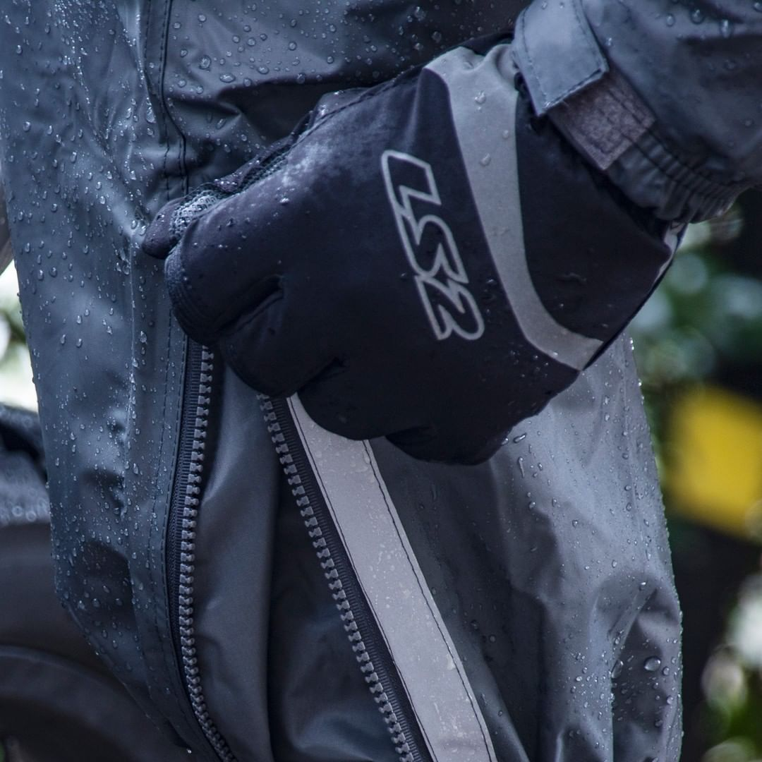 Luva LS2 Urbs - Preta  - Nova Centro Boutique Roupas para Motociclistas