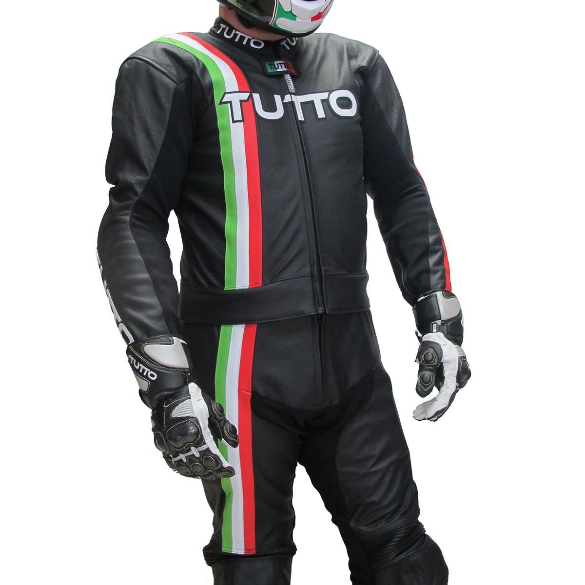 Macacão Tutto Moto Monza Itália - 2 peças - NOVO!