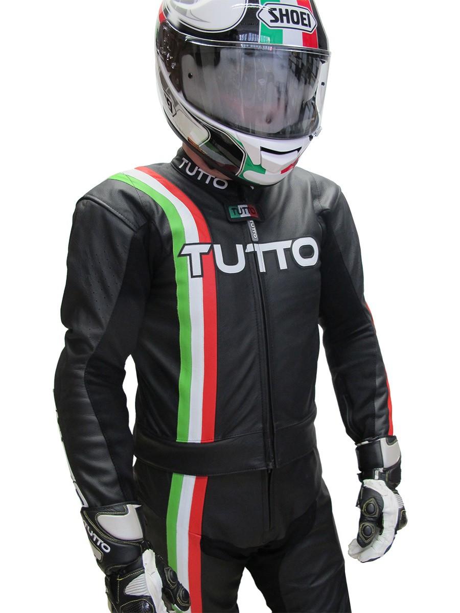 Macacão Tutto Moto Monza Itália - 2 peças  - Nova Centro Boutique Roupas para Motociclistas