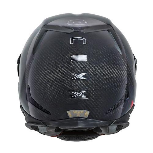 Capacete Nexx XR2 Carbon Zero  - Nova Centro Boutique Roupas para Motociclistas