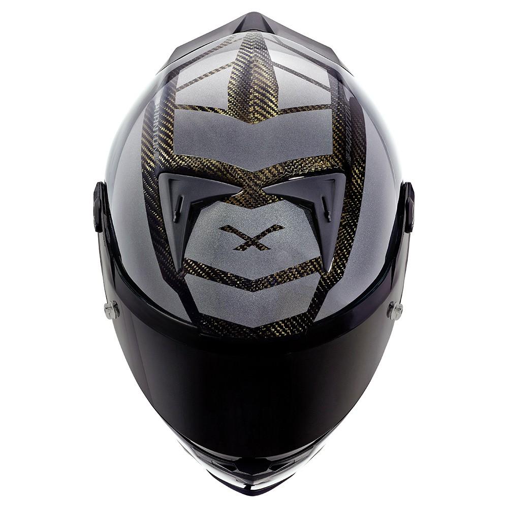 Capacete Nexx XR2 Carbon Phantom  - Nova Centro Boutique Roupas para Motociclistas