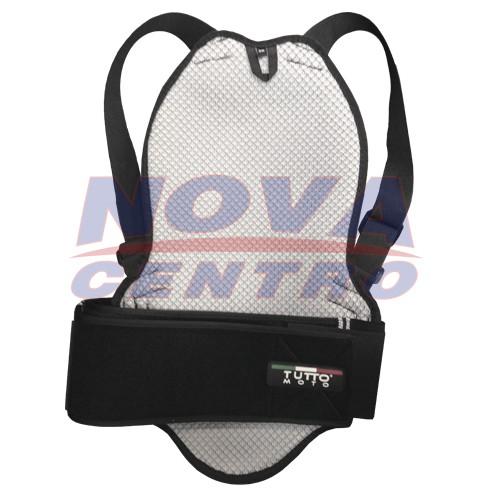 Protetor de Coluna Tutto Moto  - Nova Centro Boutique Roupas para Motociclistas
