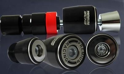 Sliders Dianteiro Premium Racing P/motos Triumph  - Nova Centro Boutique Roupas para Motociclistas
