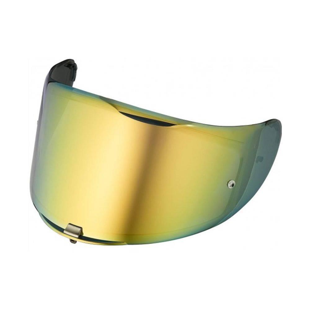 Viseira LS2 FF323 Arrow Dourado  - Nova Centro Boutique Roupas para Motociclistas